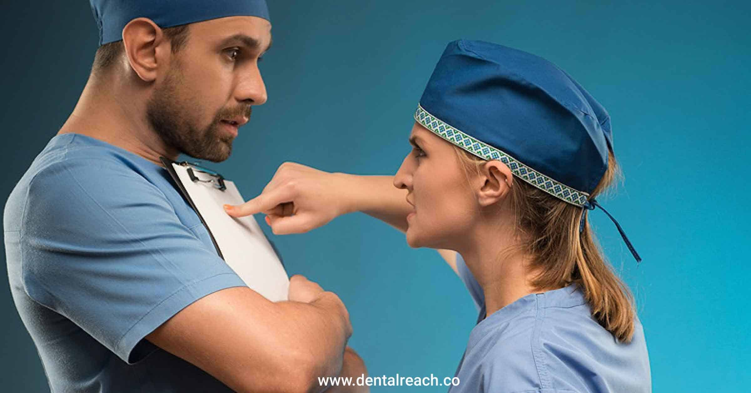 My idea of being a stress-free dentist