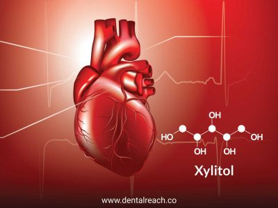 Heart wit xylitol