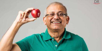 Geriatric Nutrition in Complete Denture Patients