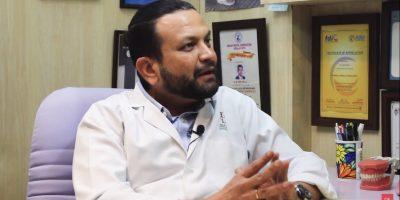 Interview with Dr Sunil Rao DentalReach