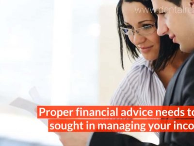 financial advice dentalreach