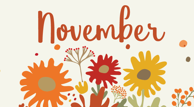 Few Important Days To Remember In The Month Of November