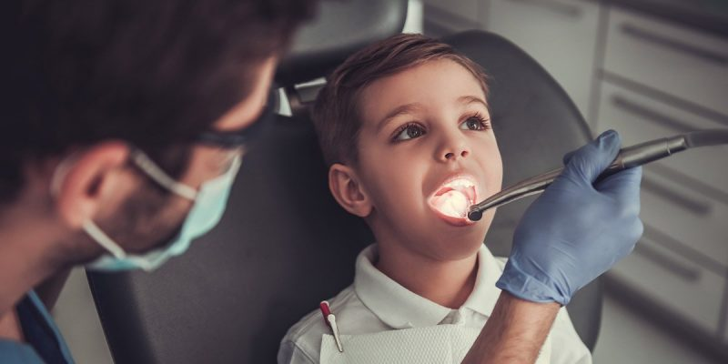 Bring out the child in you - to manage a child in dental clinic!