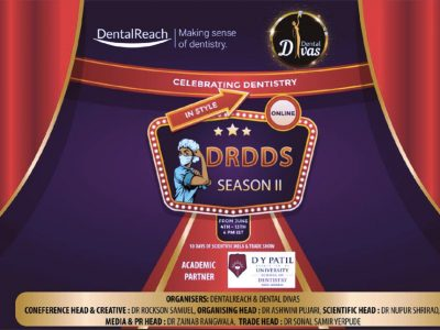 DRDDS 2 - Celebrating Dentistry in Style!