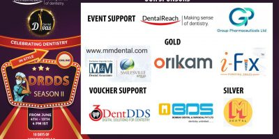 DRDDS 2: Recognising our sponsors!