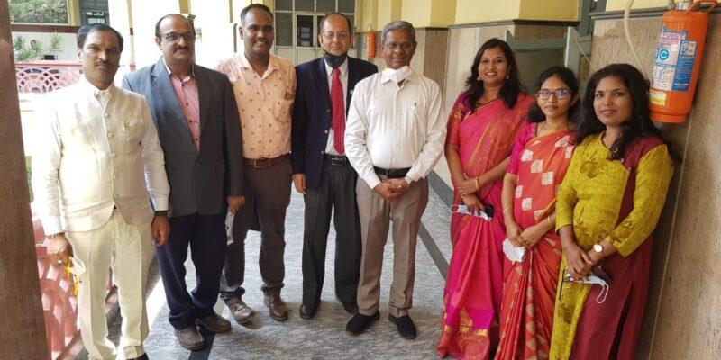 Virtual dentist convention 2021 - GDCRI Bangalore & IDA - Event Report