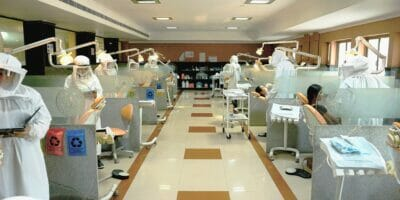 Saveetha Dental College Completed Highest 10,000 Teeth Implant Surgeries In India.